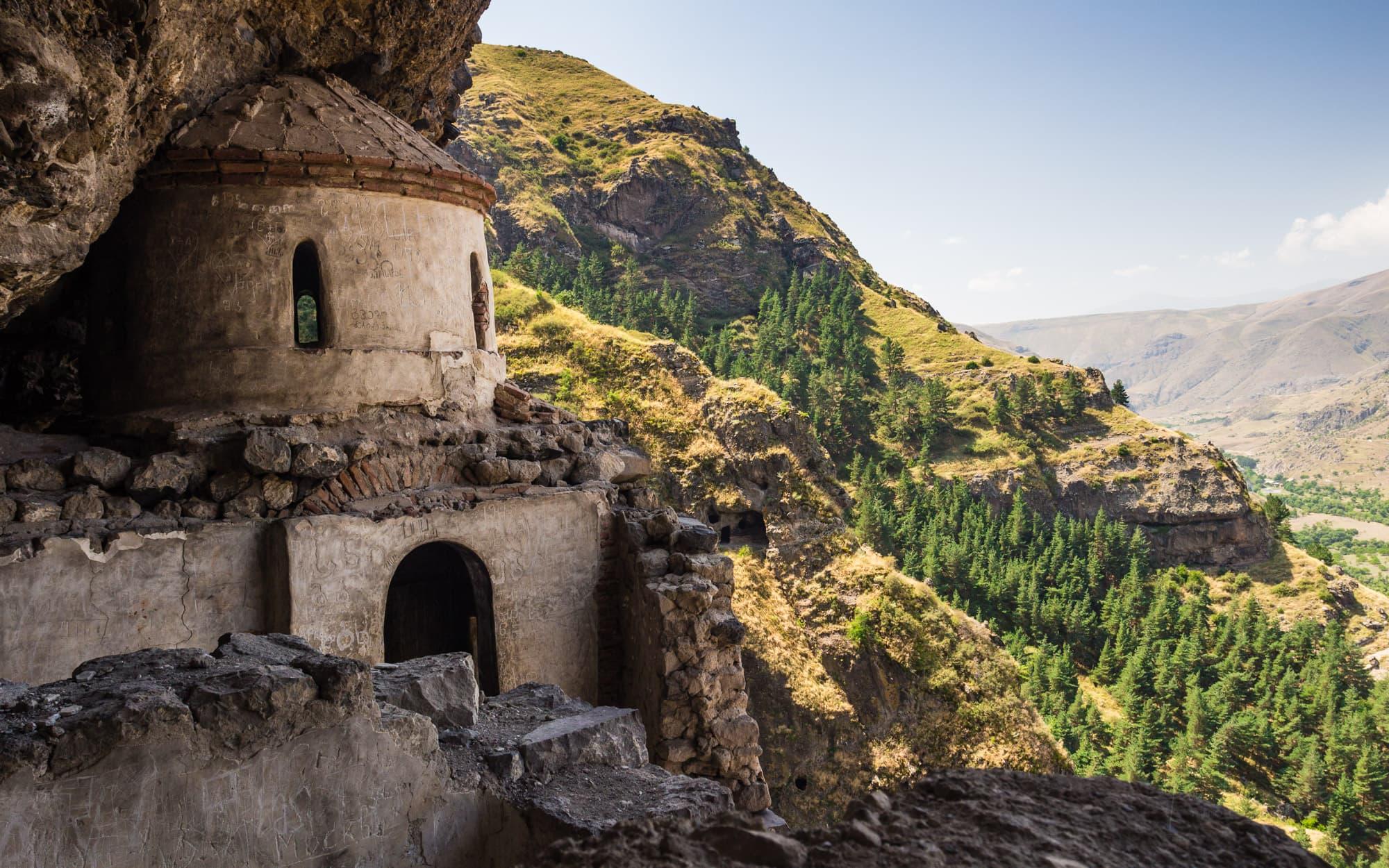 Vanis Kvabebi monastery, Vardzia