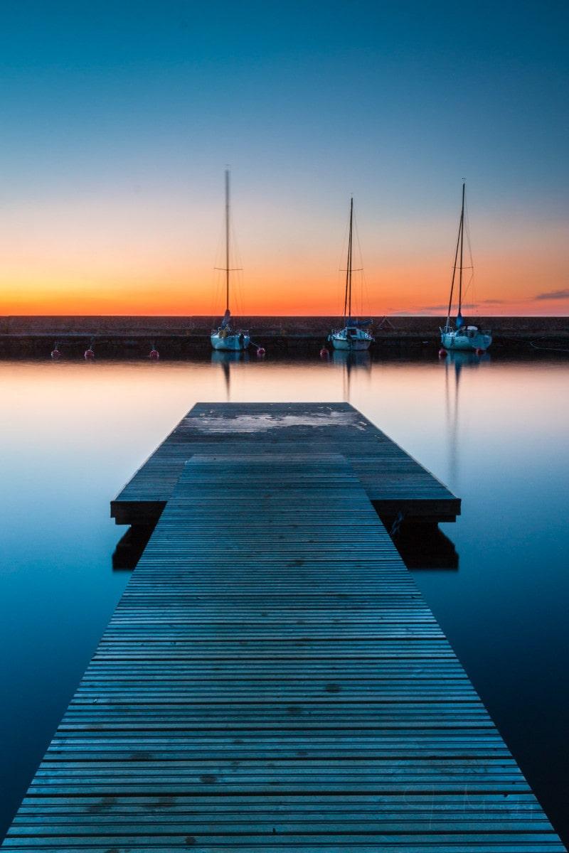 Pier in Näsijärvi