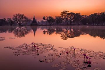 Temples of Sukhothai