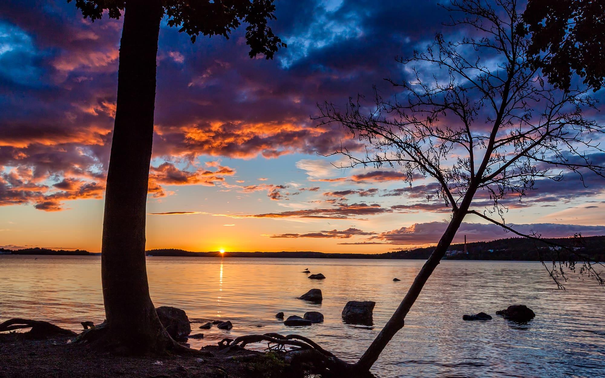 Pyhäjärvi Lake