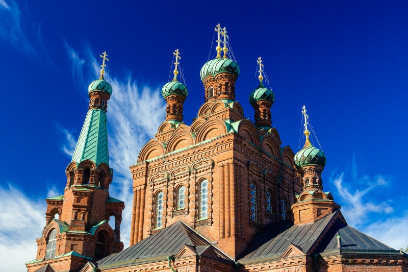 Tampere Orthodox Church
