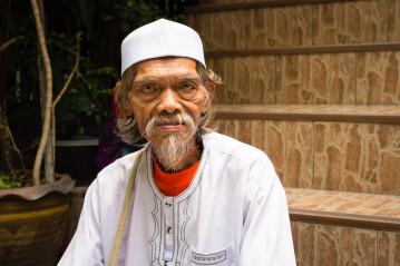 Thai man