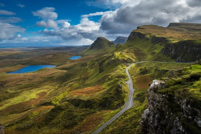 Wild Quairang, Scotland