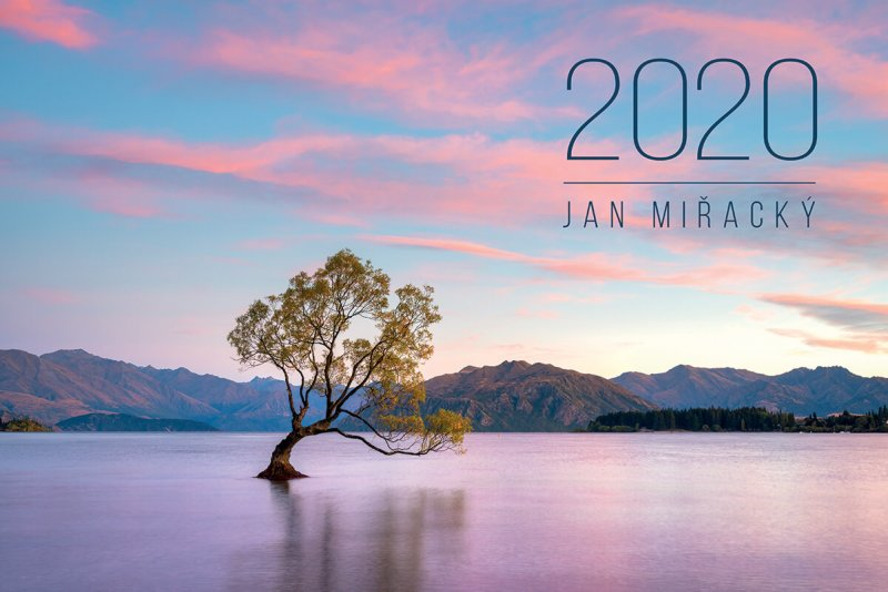 Calendar 2020 Jan Miřacký Landscape Photography