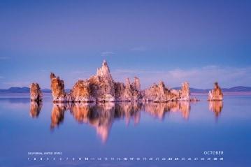 Calendar 2021 - October