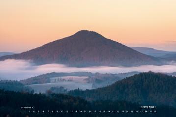 Calendar 2021 - November