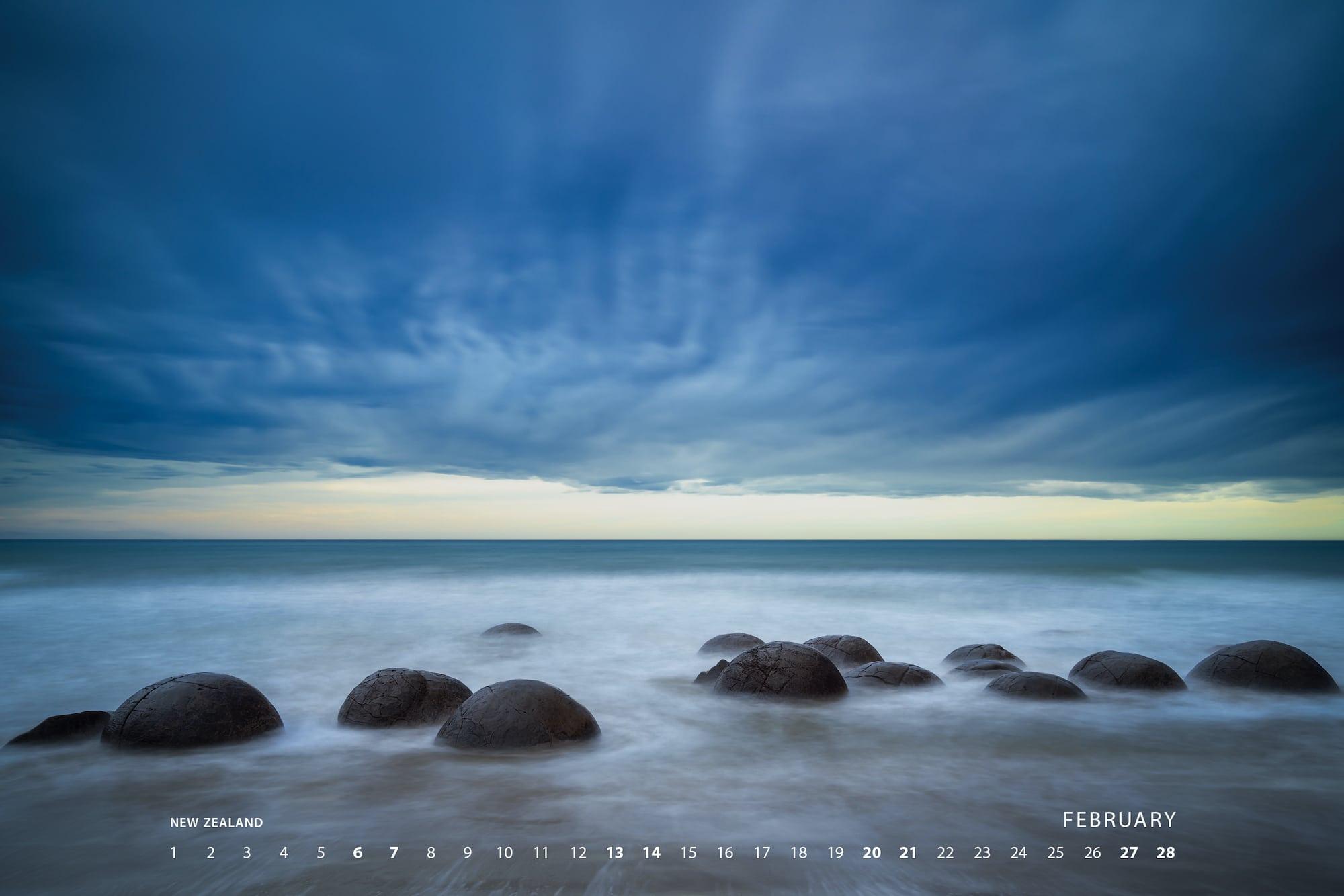 Calendar 2021 - February