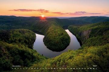 Calendar 2021 - May