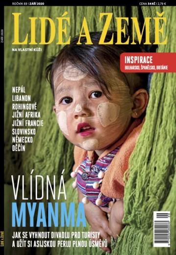 Lidé a země - 9/2020 - cover